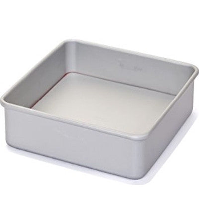 "PushPan 20cm (8"") Deep Square Pan - Anodised Aluminium - KitchenarySg - 5"