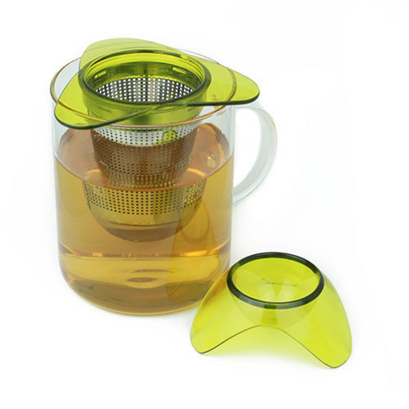 Tea Infuser - In Mug - KitchenarySg - 2
