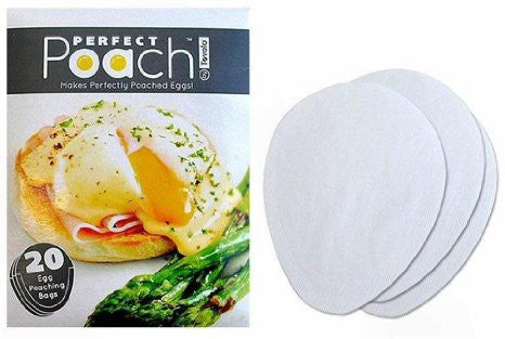 Perfect Poach - 20 in a Pack - KitchenarySg - 2