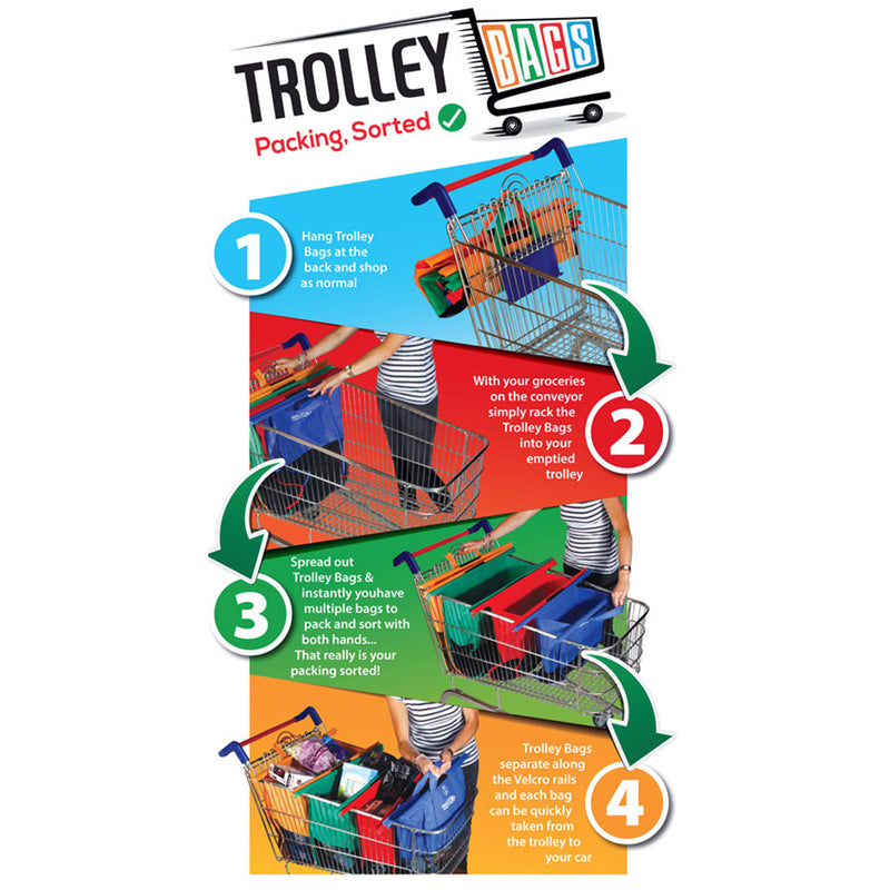 Trolley Bags Orginal - KitchenarySg - 16