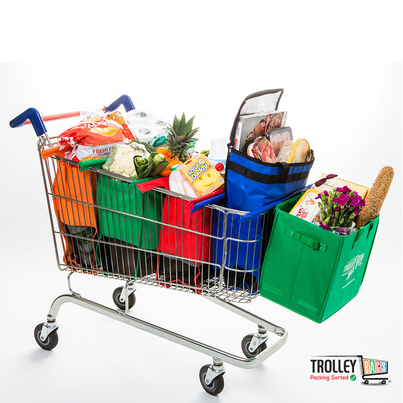 Trolley Bags Orginal Cool Bag - KitchenarySg - 10