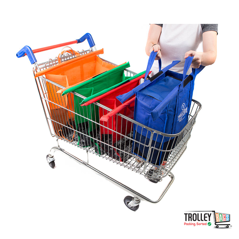 Trolley Bags Orginal Cool Bag - KitchenarySg - 9