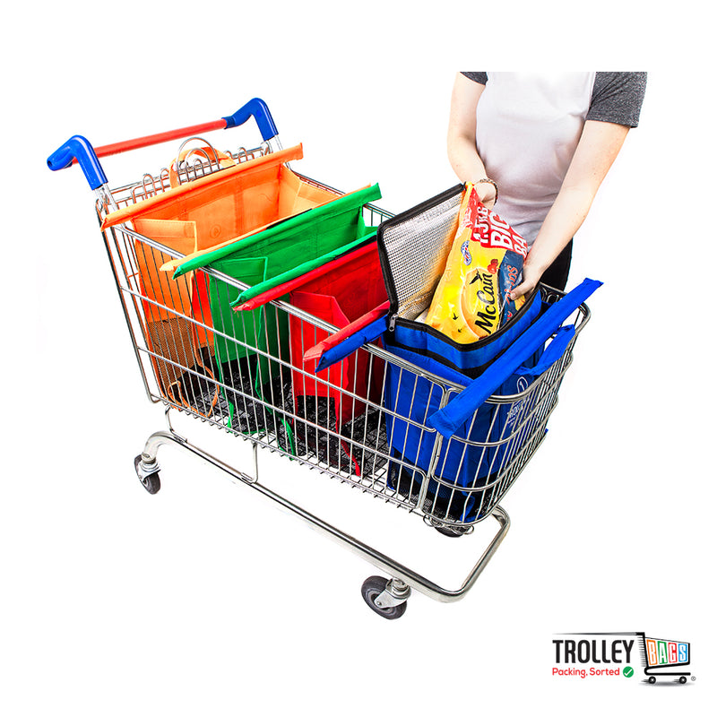 Trolley Bags Orginal Cool Bag - KitchenarySg - 8