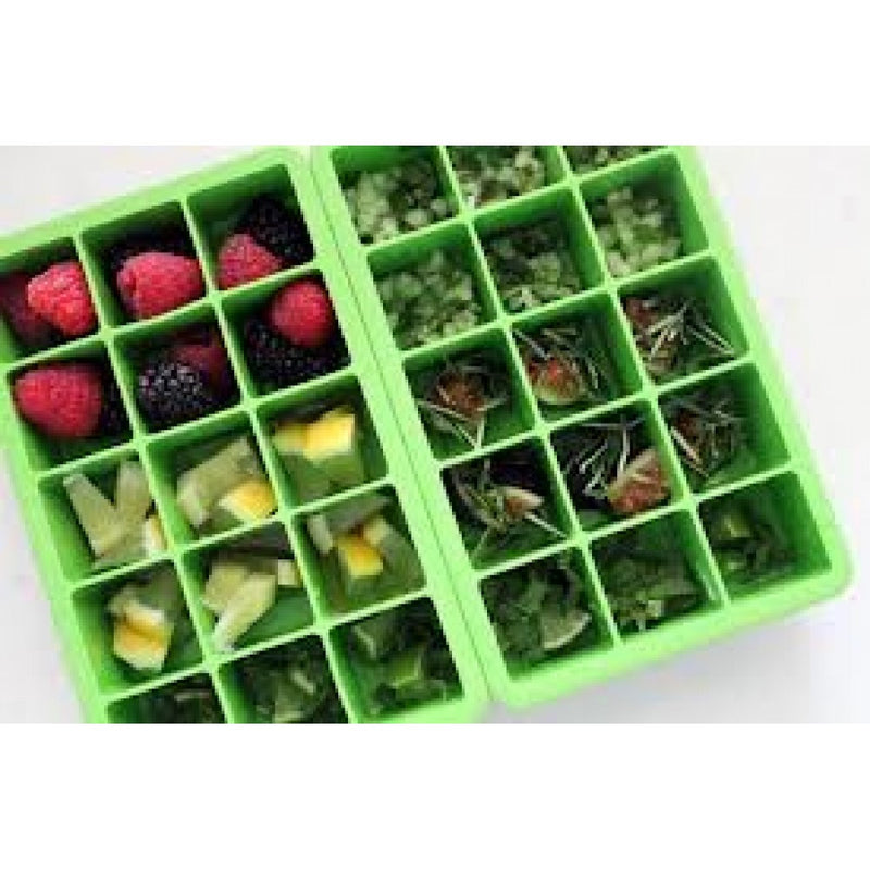 Perfect Cube Ice Trays - Set of 2 - KitchenarySg - 9