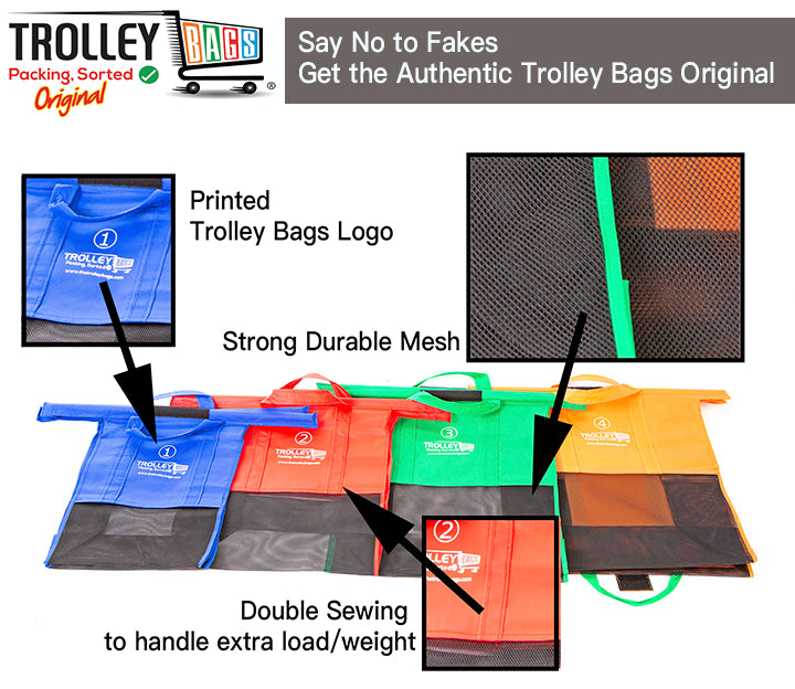 Trolley Bags Orginal - KitchenarySg - 17