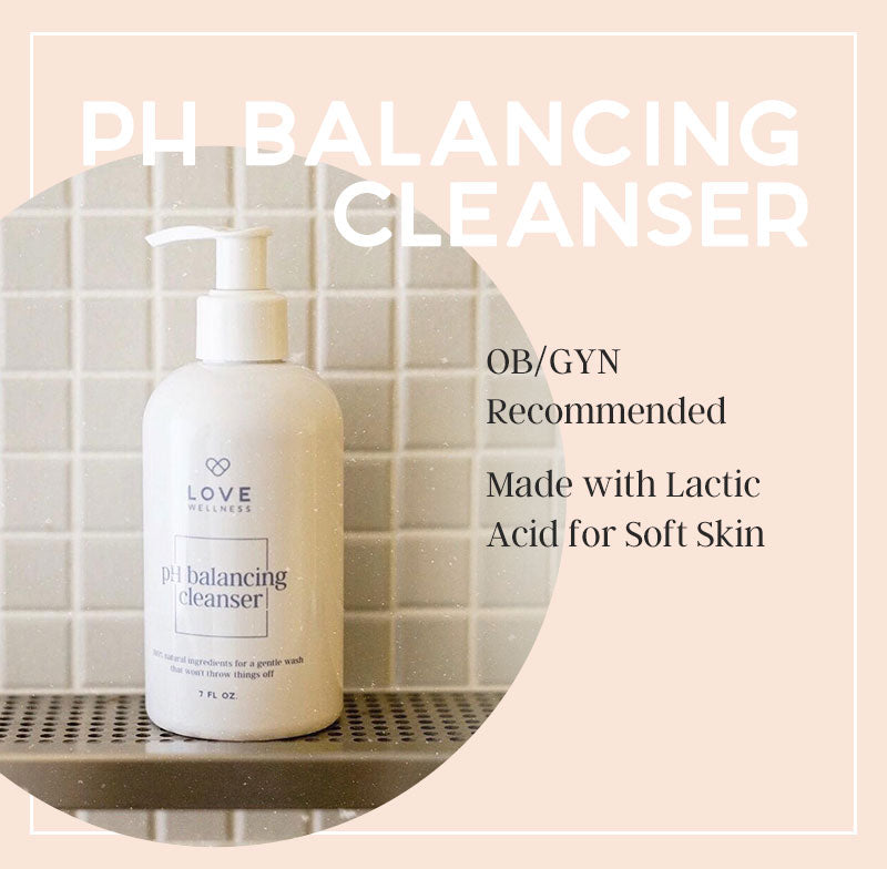 Intimacy Kit Ph Balancing Cleanser
