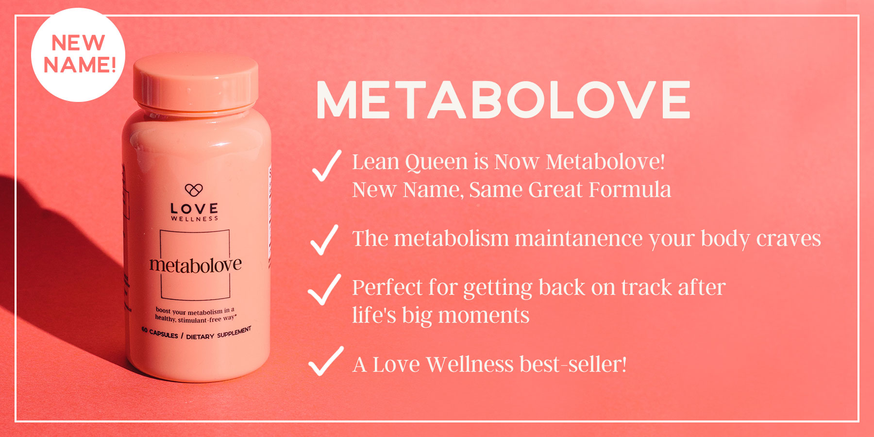 Metabolove - Love Wellness Natural Metabolism