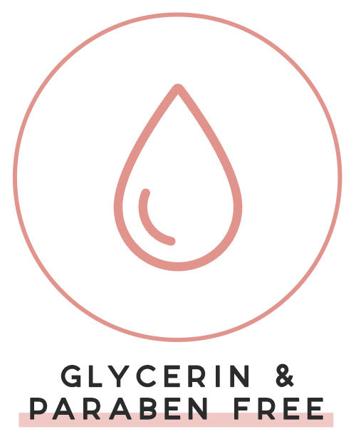 Glycerin and paraben Free