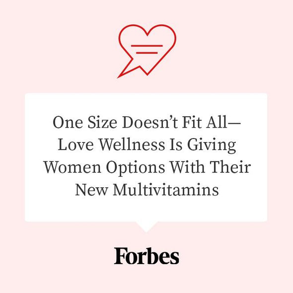 Daily Love Multivitamin + XOmegas
