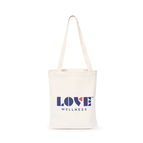 Love Wellness Tote Bag
