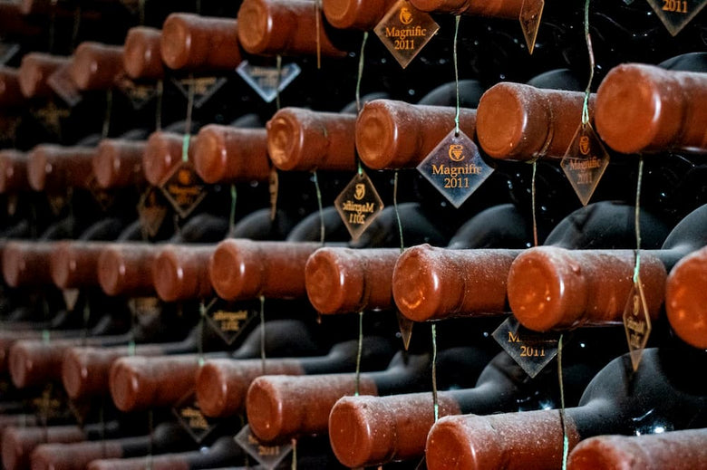 What Really Happens Through The Wine Ageing Process?