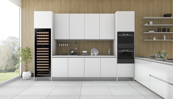 Full height integrated wine cooler