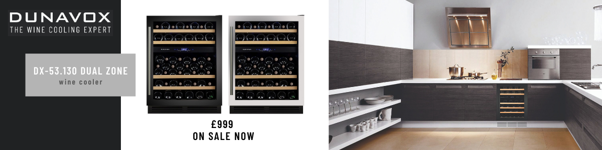 undercounter wine cooler on sale