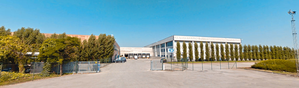IP Industrie factory - Parma, Italy
