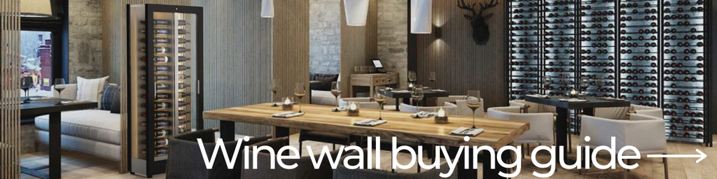 Wine wall buying guide