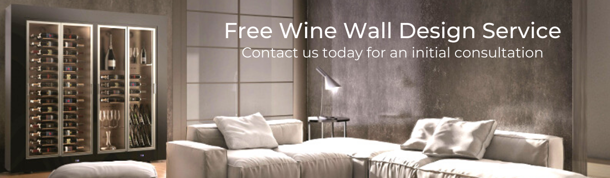 Wine Walls Design Service