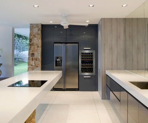 Integrated Wine Cooler - Dunavox DX-57