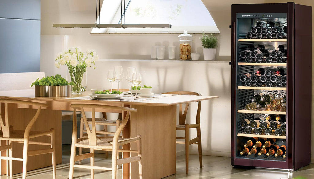 Liebherr ageing and multipurpose wine cabinets