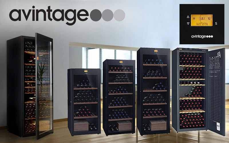 Avintage Freestanding Wine Cabinets