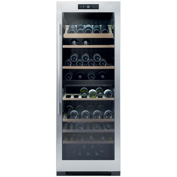 Fisher and Paykel - 127 Bottle Dual Zone Wine Cabinet RF306RDWX1