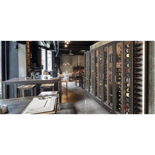 Teca M - Modular Magnetic Wine Wall TMV10 - For Restaurant Use