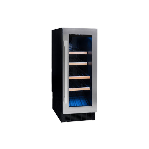 Avintage - 21 Bottle Built in Wine Cooler AVU23SX Elite Wine Refrigeration