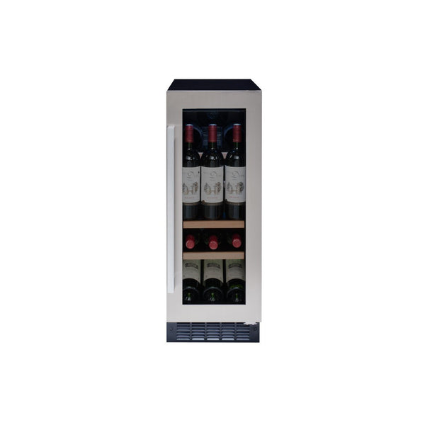 Avintage - 21 Bottle Built in Wine Cooler AVU23SX - Elite Wine Refrigeration