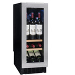 Avintage - 21 bottle Undercounter Wine Cooler - AVU23TXA