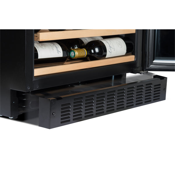 Avintage - 50 bottle Undercounter Wine Cooler - AVU53TDZA