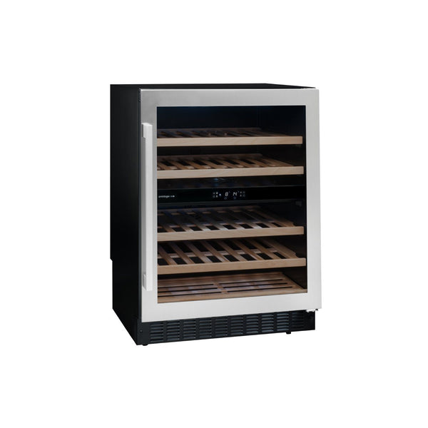 Avintage - 50 Bottle Built in Wine Cooler AVU54SXDZA Elite Wine Refrigeration