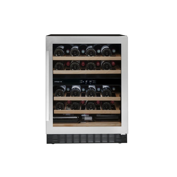 Avintage - 50 Bottle Built in Wine Cooler AVU54SXDZA - Elite Wine Refrigeration