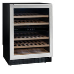 Avintage - 50 bottle Undercounter Wine Cooler - AVU54TXDZA