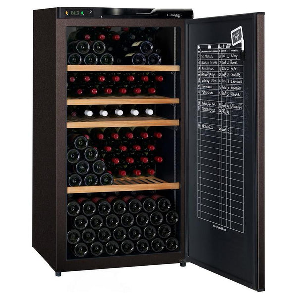Climadiff - 196 Bottle Ageing Wine Cabinet CLA210A+ Elite Wine Refrigeration