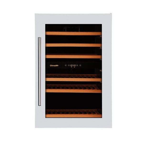 Climadiff - 41 Bottle Fully Integrated Wine Fridge CLI45 Elite Wine Refrigeration