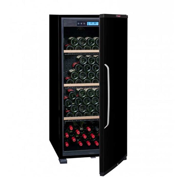 La Sommeliere - 149 Bottle Freestanding Single Zone Wine Cabinet CTPNE142A+