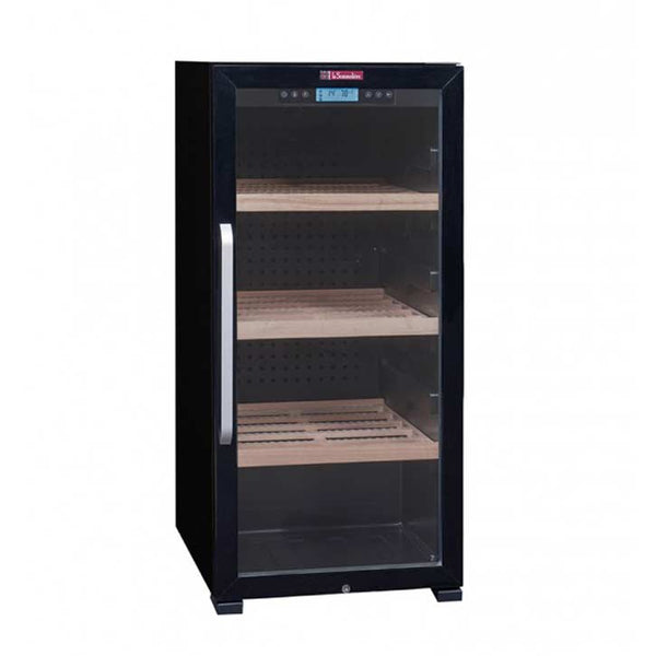 La Sommeliere - 149 Bottle Freestanding Single Zone Ageing Cabinet CTVNE142A