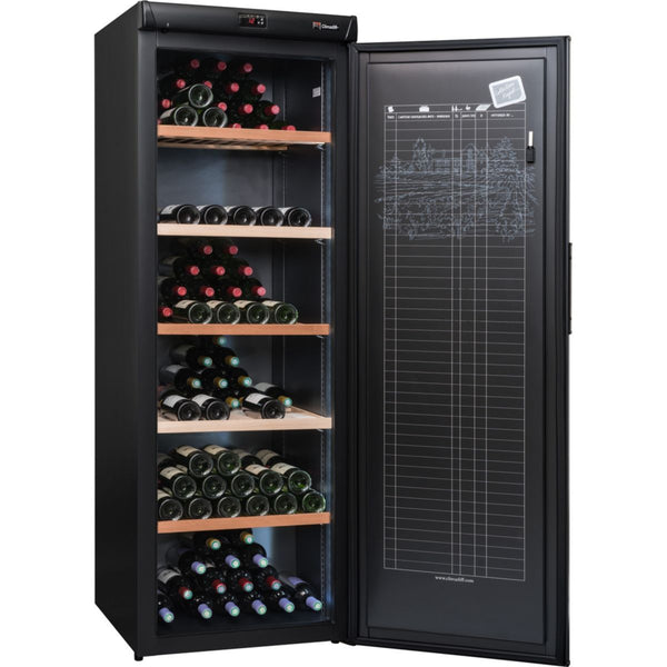 Climadiff - 264 Bottle Ageing Wine Cabinet CVP268A++