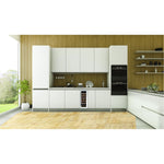 Dunavox - 19 bottle 300mm Built in Wine Cooler DAU-19.58B