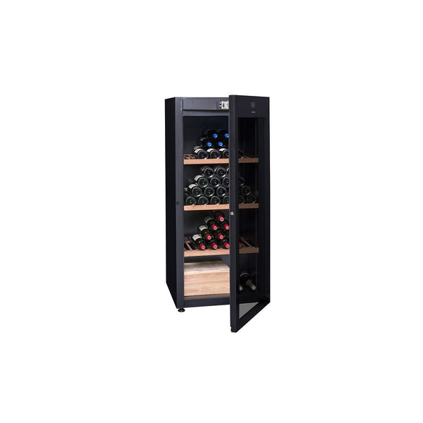 Avintage - 178 Bottle Freestanding Tall Wine Cabinet DVP180G Elite Wine Refrigeration