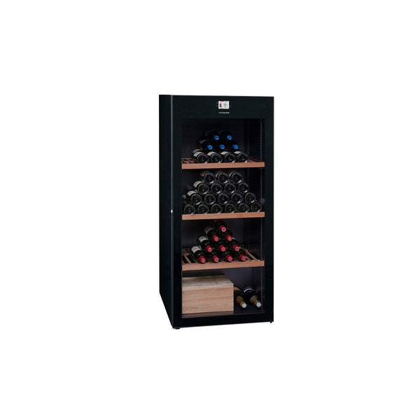 Avintage - 178 Bottle Freestanding Tall Wine Cabinet DVP180G - Elite Wine Refrigeration