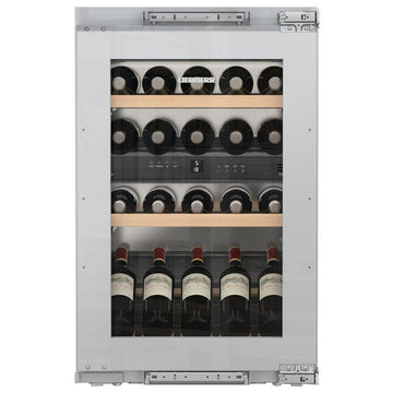 Liebherr - 30 bottle Fully Integrated Wine Cooler EWTDF 1653