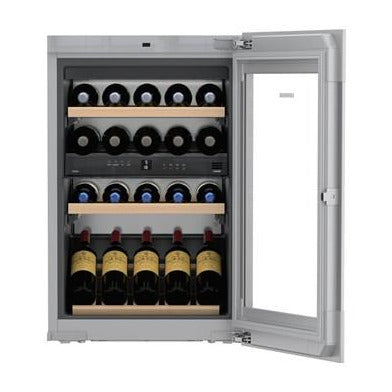 Liebherr - 33 bottle Integrated Wine Cooler EWTGW1683 Elite Wine Refrigeration