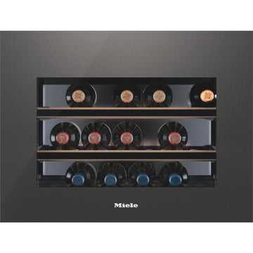 Miele - 18 bottle Integrated Wine Cooler KWT 6112 iG Grey