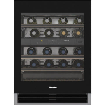 Miele - Handle-less Built In Wine Cabinet KWT 6322 UG