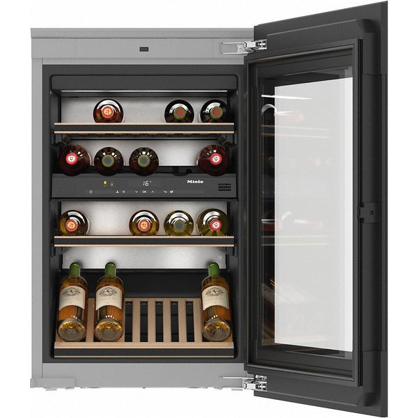 Miele - 33 bottle Integrated Wine Cooler KWT 6422 iG Elite Wine Refrigeration