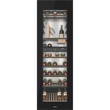 Miele - 83 bottle Integrated Wine Cooler KWT 6722 iGS
