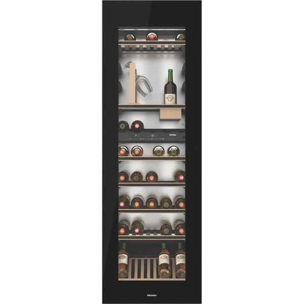 Miele - 83 bottle Integrated Wine Cooler KWT 6722 iGS - [product _type] - [productvendor] - Elite Wine Refrigeration