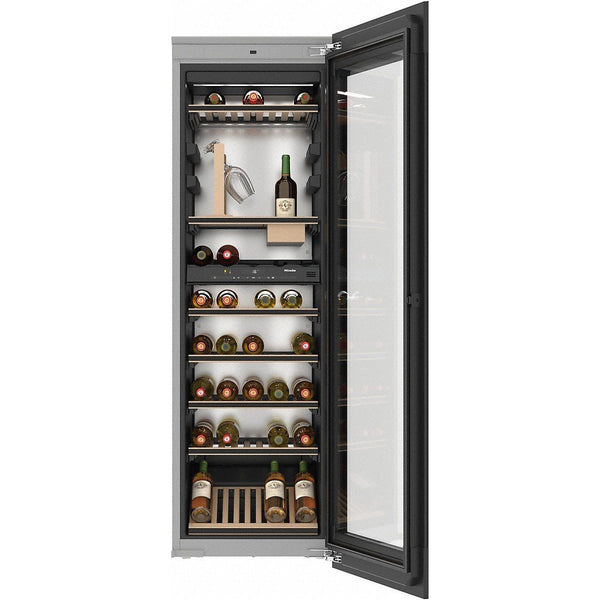 Miele - 83 bottle Integrated Wine Cooler KWT 6722 iGS Elite Wine Refrigeration