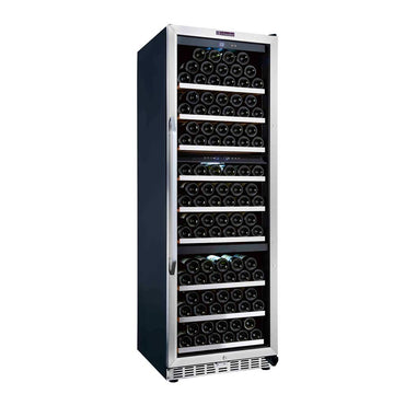 La Sommeliere - 166 Bottle Built-in Triple Zone Wine Cooler MZ3V180