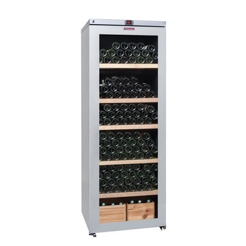 La Sommeliere - 315 Bottles Freestanding Multiple Zone Wine Cabinet VIP315V
